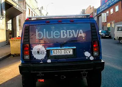 Blue BBVA 1