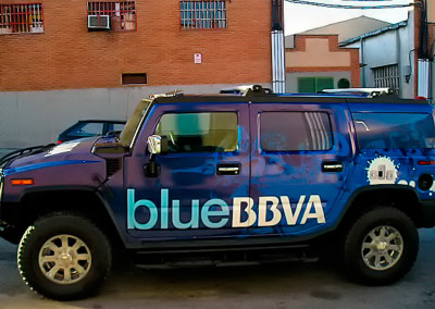 Blue BBVA 2